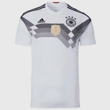 ADIDAS GERMANY HOME JERSEY FIFA WORLD CUP 2018 White/Black.