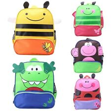 Cute Baby Toddler Kid Child Cartoon Animal Backpack Schoolbag Shoulder Bag