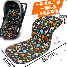 Memory Foam Baby Car Seat Pad Pram Mattress, Stroller Seat Cushion Cotton Thick