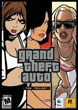Grand Theft Auto Trilogy (PC Games) new factory sealed lot 1