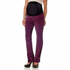 """NWT- Pants Maternity Stretchy """"Oh Baby by Motherhood Secret""""Fit Belly Size-L"""