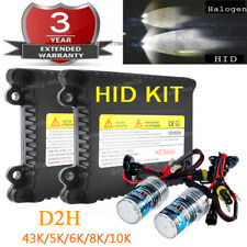 AC 35W 55W Car Headlight Replacement Lamp Xenon HID KIT Bulbs D2H 5K 6K 8K 10K A