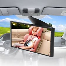 Car Safe Seat Inside Mirror Sucker View Back Baby Rear Facing Care Child Z