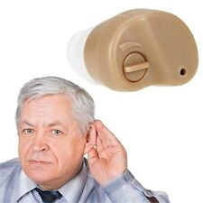 Invisible Hearing Aid Mini In-ear Best Sound Sound Amplifier Amplifier Ear Plug