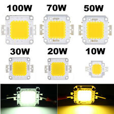 10W 20W 30W 50W 100W 1-10 pcs LED SMD Chip Bulb Bead  High Power for Flood Light