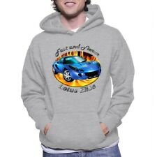 Lotus Elise SC Fast And Fierce Adult Hoody