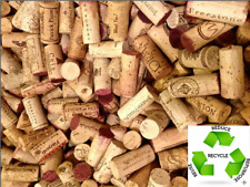 USED Wine Corks Recycled 100% All Natural Mix of Logos 5 10 15 20 25 30 40 50 10