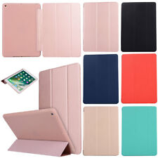 For iPad Air / Air 2 Magnetic PU Leather Flip Smart Stand Case Protector Cover