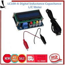LC100-A High Precision Digital Inductance Capacitance L/C Power Meter Board g