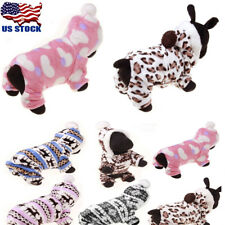 USA Dog Coat Jacket Pet Supplies Clothes Winter Apparel Clothing Costume Party