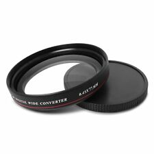 ZOMEI 77MM 0.45X Wide Angle Filter Camera Lens Optical Glass Wide Converter OE