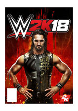 WWE 2K18  Xbox One - Brand New and Factory Sealed - Free Shipping!  Great Gift!!