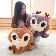 Reindeer Doll Plush Soft Cute Stuffed Toy Christmas Gift Children New Arrival