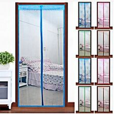 As seen on TV Magic Mesh Hands-Free Net Screen Door Magnetic Anti Mosquito BugSI