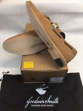 Goodwin Smith Ribble Tan Loafer Shoes. Various Sizes. BOXED.