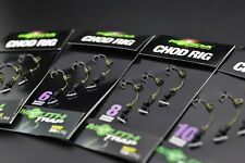 Korda Ready Tied Chod Rigs (Short) Barbed or Barblesss