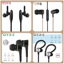 Wired Bluetooth 4.0 Earphone Stereo Headset Hands-free Sports Earbuds Lot XP