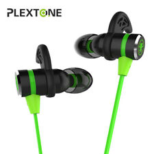 Earphone For Phone Magnet Headset Noise Cancelling Earbud Stereo PLEXTONE G20