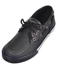 """Nautica Boys' """"Spinnaker"""" Boat Shoes (Youth Sizes 13 - 5)"""