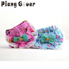 Washable Puppy Pants Dog Diaper Pet Sanitary Trouser Safety Reusable Underwear