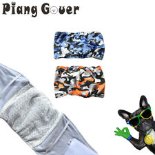 Dog Sanitary Pants Pet Underwear Diaper Puppy Large Nappy Washable Belt Trouser