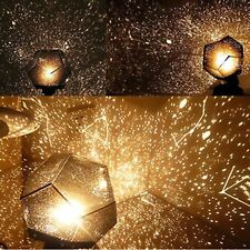 Chic LED Starry Night Sky Projector Lamp Kids Gift Star light Cosmos Master IP