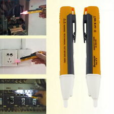 AC Non-Contact Electric Voltage Detector Tester Test Pen 90~1000V LCD New Lot XG