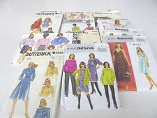 Butterick Ladies Sewing Patterns U Choose Dresses,Tops, UNCUT SZ from 6-32W