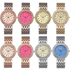 Waterproof Women High Qulity Luxury Watch Rhinestone Quartz Analog Wrist Watches