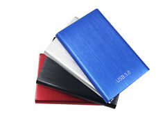 USB 2.5 SATA 3.0 External Enclosure HDD Hard Disk Drive Caddy Case for Laptop PC