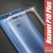 Cover Case Tpu Noziroh Huawei P10 Plus Ultra Thin Silicone Slim Clear