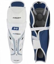 Bauer Nexus N7000 Ice Hockey Shin Guards Size Senior