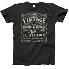 44th Birthday Gift Shirt | Vintage 1974 | Funny | 44 Years Old | Born in 1974 |