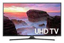 "Samsung UN40MU6300FXZA 40"" 4K Ultra HD Smart LED TV"