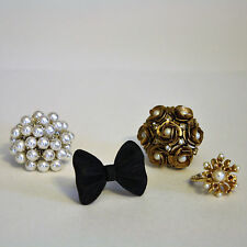 Costume Rings Different Styles Available