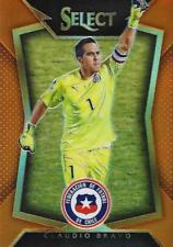 2015 Panini Select Soccer Base Common Orange Parallel Numbered to /149 - (1-50)