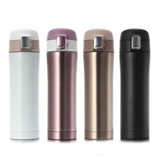 500ml Thermos Coffee Travel Mug Stainless Steel Vacuum Flask Thermos Bottle Gift