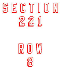New York Rangers vs Columbus Blue Jackets 3/20 two tickets NYR MSG NHL Lundqvist
