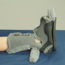 DeRoyal Fleece Ankle Contracture Boot Pressure Reduction - Universal right/left