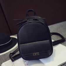 Women Fashion Zipper Polyester Material Student School Bag Backpack YZ0136