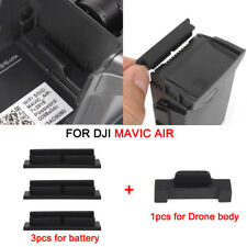 Body+Battery Charging Port Silicone Cover Dustproof Plug for DJI MAVIC AIR Drone