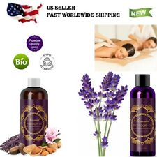 Sensual Body Massage Oil Relaxing Therapy Essential Sexual 100% Natural 8/16 oz