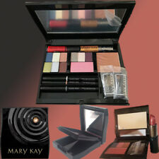 MARY KAY MINI MAGNETIC BLACK COMPACT~UNFILLED~MINI-LIMITED EDITION- REGULAR-PRO