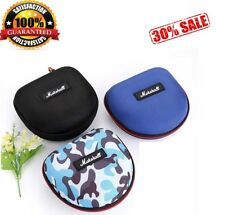 Headphones Carrying Case Portable Storage Carrying Hard Box for Headphones