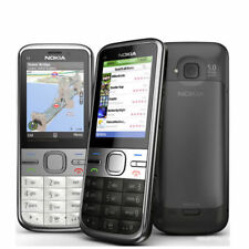 Nokia C5-00  Unlocked Mobile Phone Camera 5MP GPS Bluetooth Free Shipping