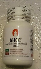 """Active Hexose Correlated Compound AHCC """"1500mg per Tablet"""" IMMUNE SYSTEM SUPPORT"""