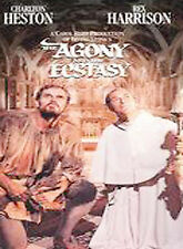 The Agony and the Ecstasy (DVD, 2005)