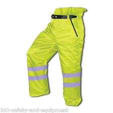 Winter Chainsaw Safety Protection Pants Sizes: S-2XL Chainsaw protection Pants