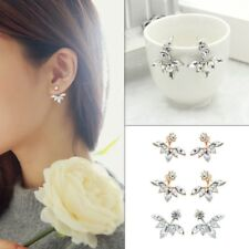 Lady Fashion Crystal Exquisite Diamond Earrings Charm Ear Studs Jewelry