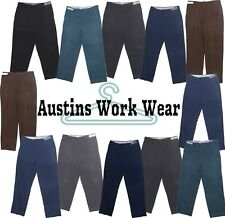 Used Uniform Work Pants Cintas, Unifirst, Dickies, Redkap ect Small and Odd Size